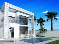 New Build - a VILLA / HOUSE - Orihuela Costa - La Zenia