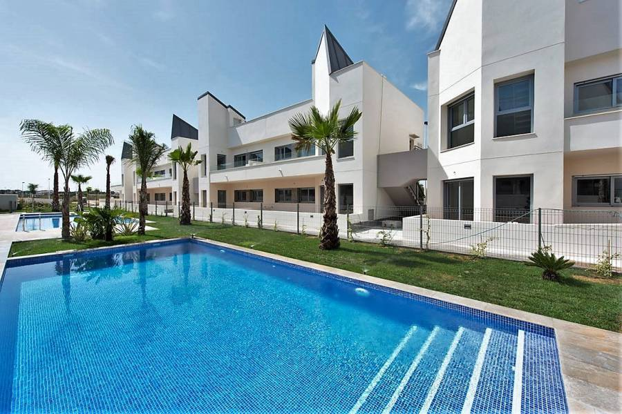 New Build - a VILLA / HOUSE - Torrevieja - Mar Azul