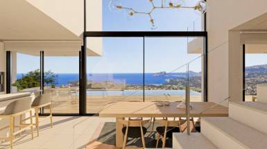 a VILLA / HOUSE - New Build - Benitachell - BENITACHELL