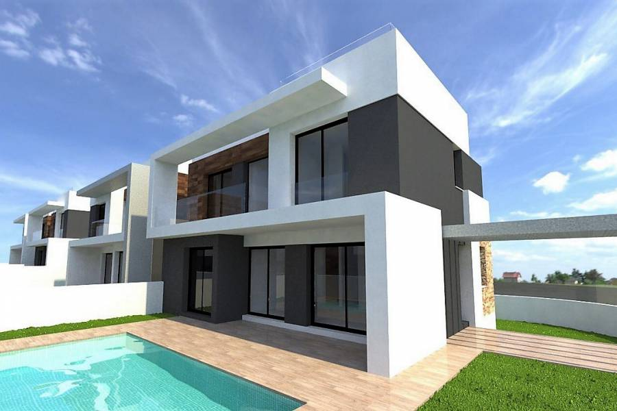 New Build - a VILLA / HOUSE - Orihuela Costa - Lomas de Cabo Roig