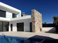 New Build - a VILLA / HOUSE - Pilar de la Horadada - Pilar de la Horadada - Center