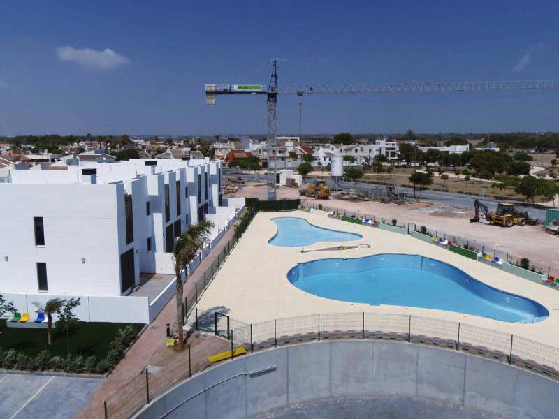 Nouvelle Construction - Appartement  - Mil Palmeras