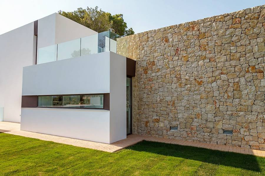 New Build - a VILLA / HOUSE - Moraira - MORAIRA