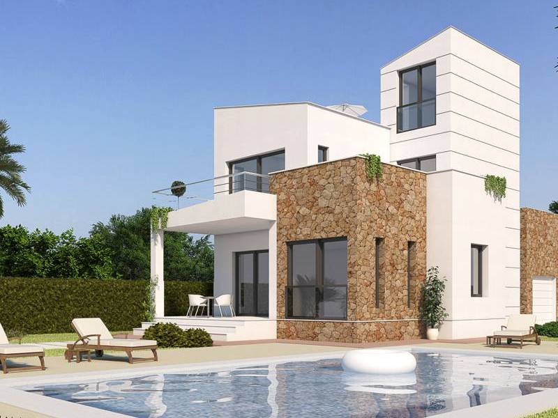 New Build - Villa / House - Los Alcazares