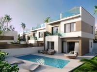New Build - a VILLA / HOUSE - Rojales - Benijofar