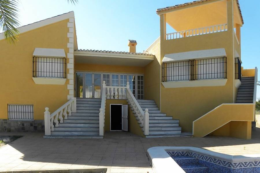 New Build - Villa / House - Mar Menor - La Manga