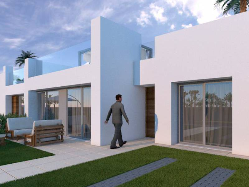 New Build - Villa / House - Pilar de la Horadada
