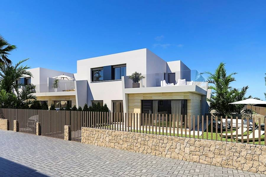 New Build - a VILLA / HOUSE - Pilar de la Horadada - Playa las Higuericas