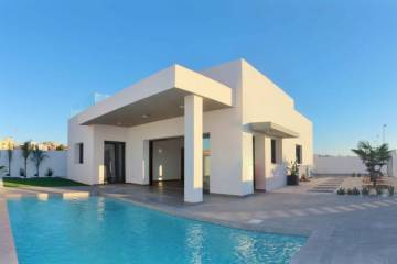 a VILLA / HOUSE - New Build - Alicante - Benijofar