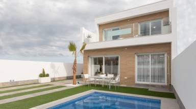 a VILLA / HOUSE - New Build - Pilar de la Horadada - Pilar de la Horadada