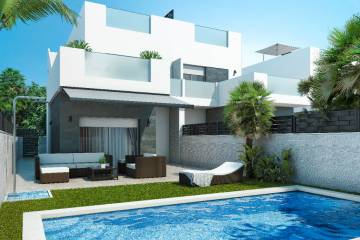 a VILLA / HOUSE - New Build - Alicante - Ciudad Quesada