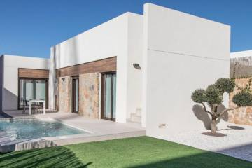 Villa / House - New Build - Alicante - Algorfa