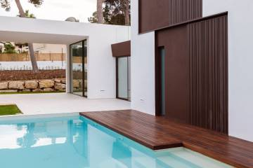 a VILLA / HOUSE - New Build - Moraira - MORAIRA
